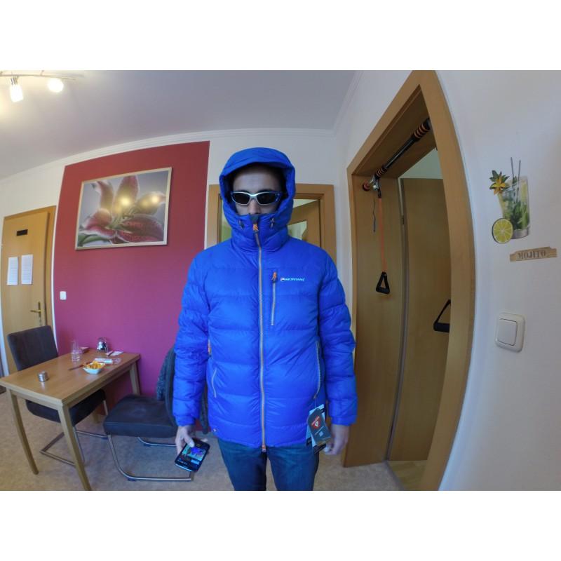 Image 1 de Michael à Montane - Black Ice 2.0 Jacket - Doudoune