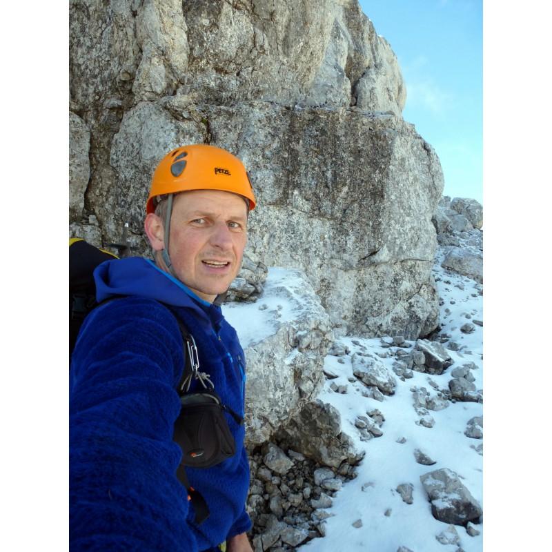Image 1 de Joachim à Mountain Hardwear - Monkey Man Grid Jacket - Veste polaire