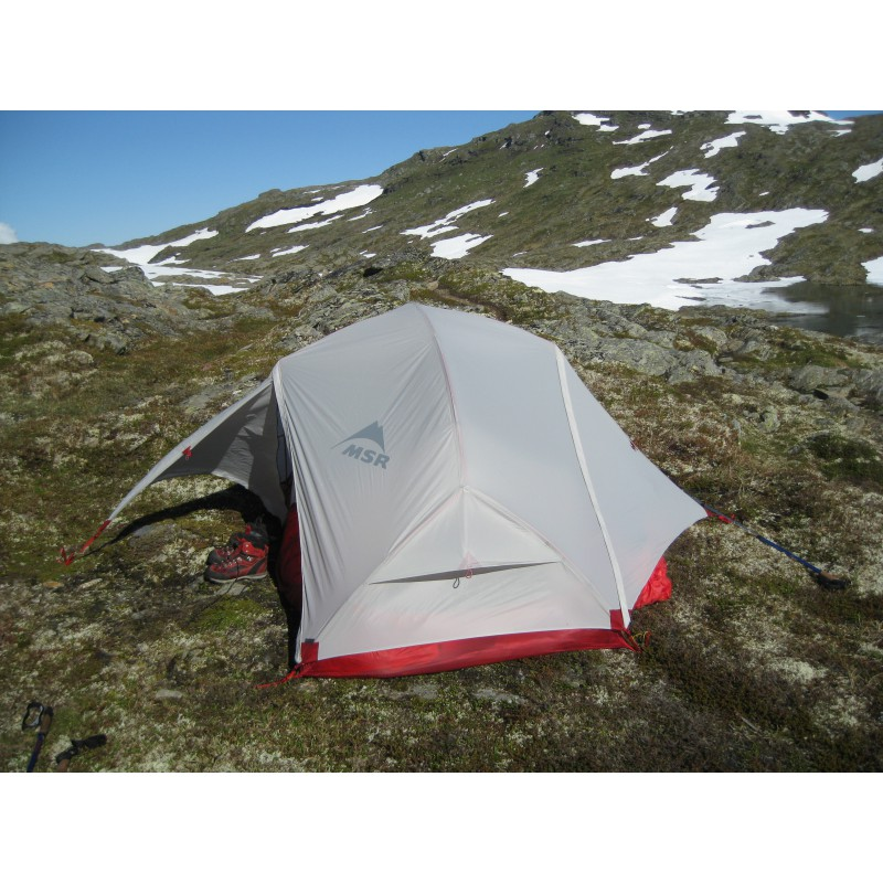 Image 1 de Maximilian à MSR - Hubba Hubba NX - Tente à 2 places