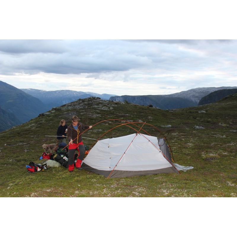 Image 1 de Ute à MSR - Stormking - Tente d'expédition