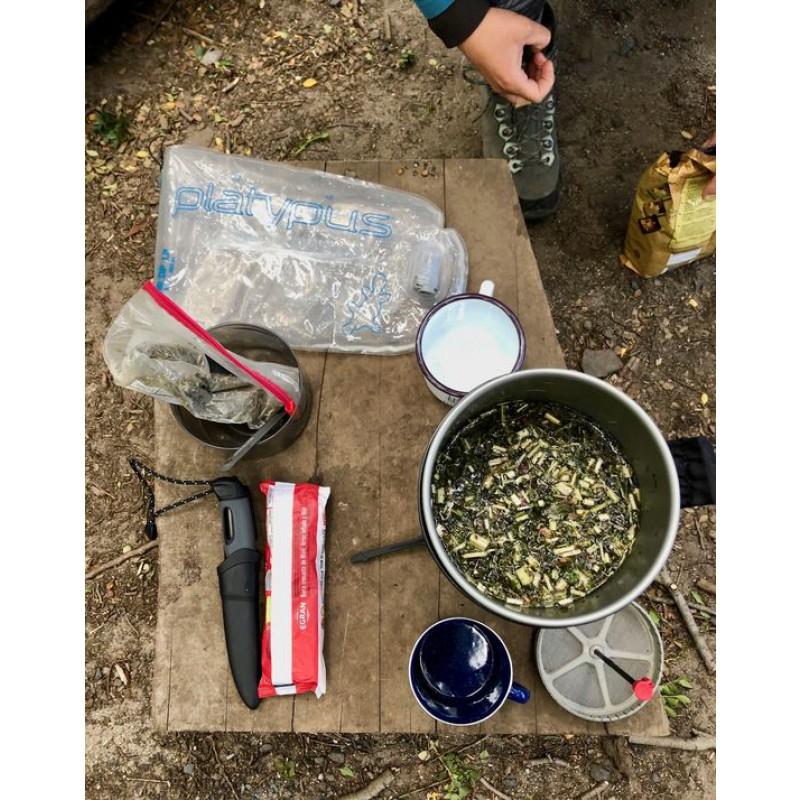 Image 1 de Charlotte à MSR - WindBurner Coffee Press Kit 1.8 L - Cafetière à piston