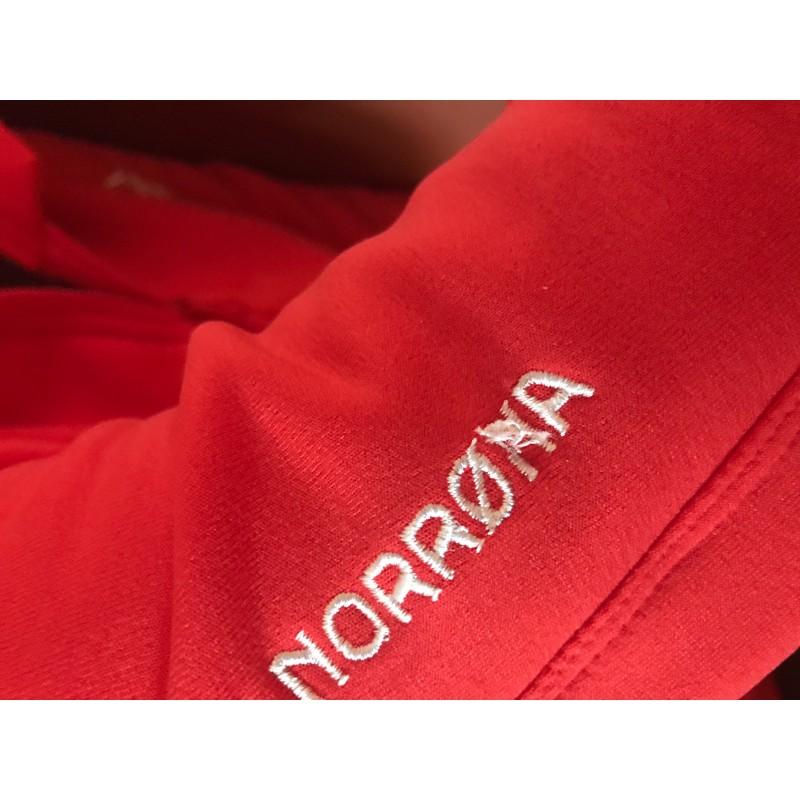 Image 1 de Klaus à Norrøna - Women's Narvik Warm2 Stretch Zip Hood