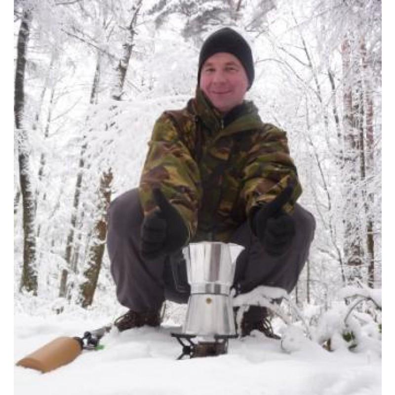 Image 1 de Jeroen à Optimus - Nova+ - Réchaud multicombustibles