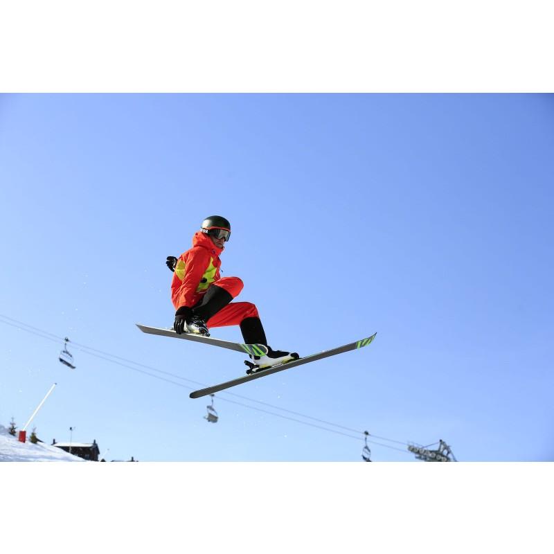 Image 1 de Bart à Ortovox - 3L Pants La Grave - Pantalon de ski