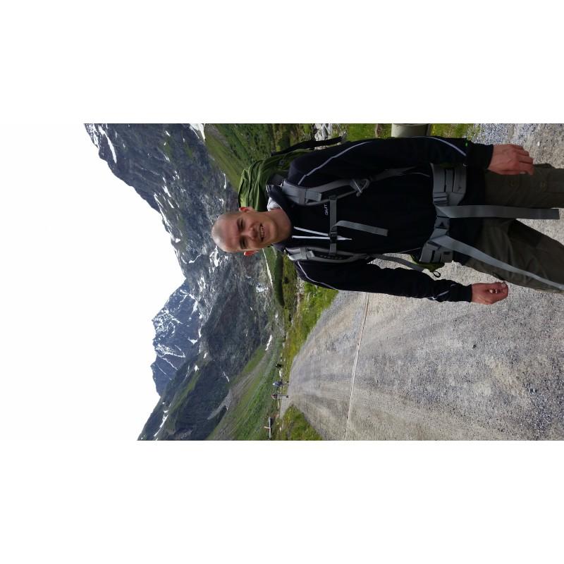 Image 2 de Christian à Osprey - Aether 70 - Sac à dos de trekking et d'alpinisme
