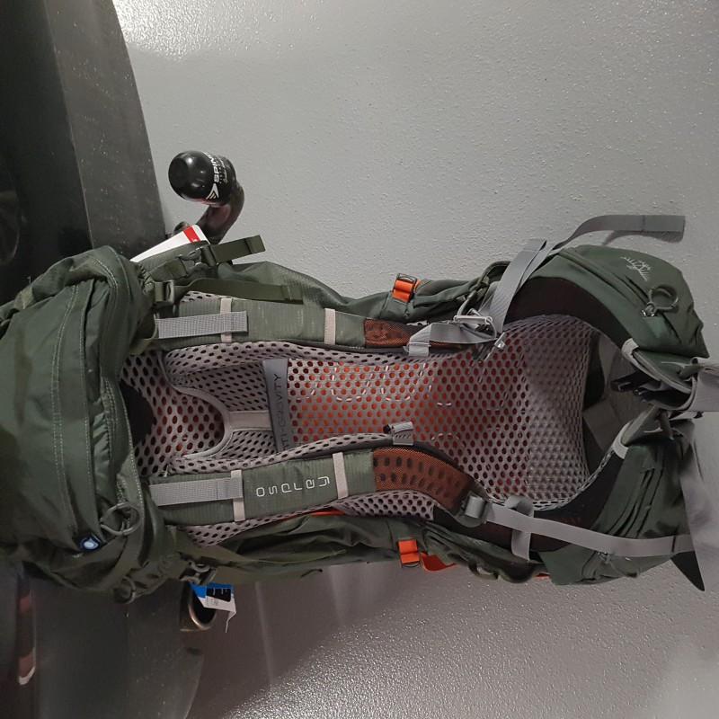 Image 1 de alex à Osprey - Atmos AG 50 - Sac à dos de randonnée