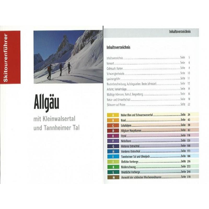 """Image 1 de Reinhard à Panico Verlag - Skitourenführer """"""""Allgäu"""""""""""