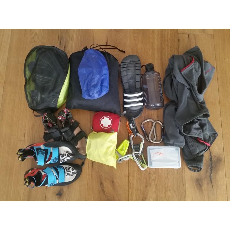 Image 1 de peter à Patagonia - Crag Daddy Pack 45L - Sac à dos d'escalade