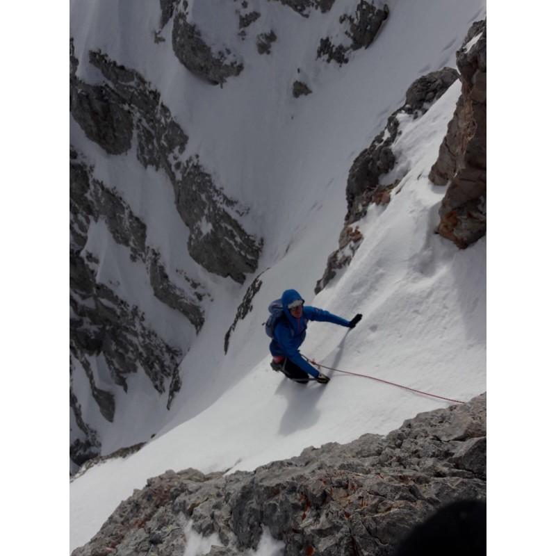 Image 1 de Dr. Robert à Petzl - Lynx - Crampons pour escalade sur glace