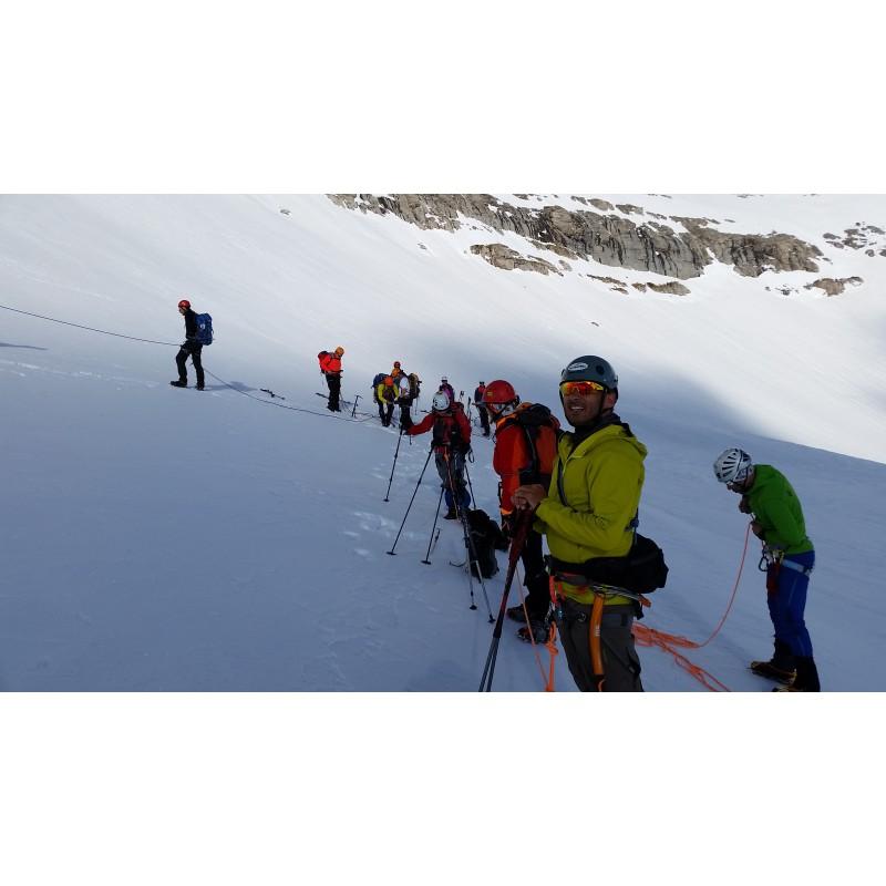 Image 1 de GEORGIOS à R'adys - R4 Alpine Softshell Pants - Pantalon de randonnée