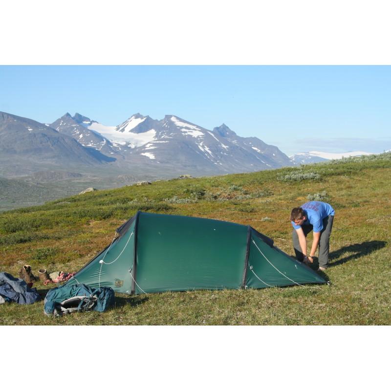 Image 1 de Martin à Rejka - Antao II Light - Tente à 2 places