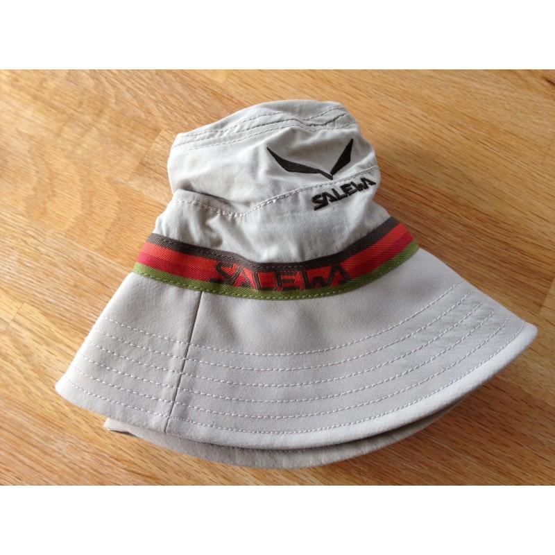 Image 1 de Dirk à Salewa - Brimmed Sun Hat - Chapeau