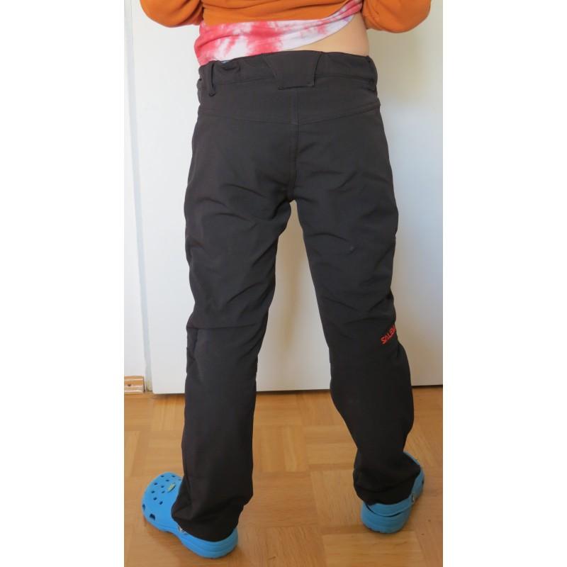 Image 1 de Aline à Salewa - Kid's Alpago 2 DST Pant - Pantalon softshell
