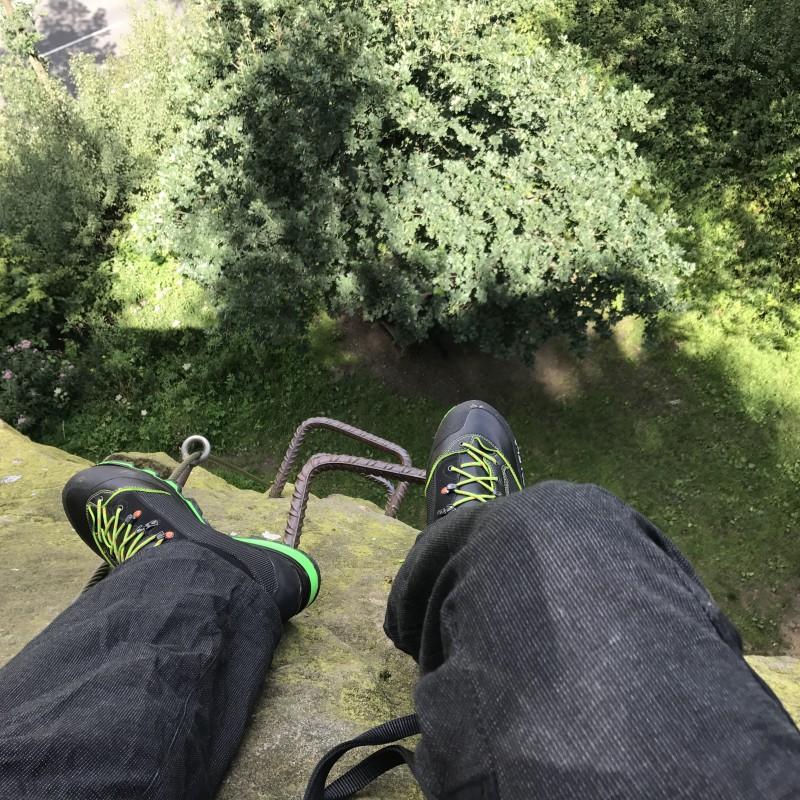 Image 1 de Carsten à Salewa - MS Vultur Vertical GTX - Chaussures d'alpinisme