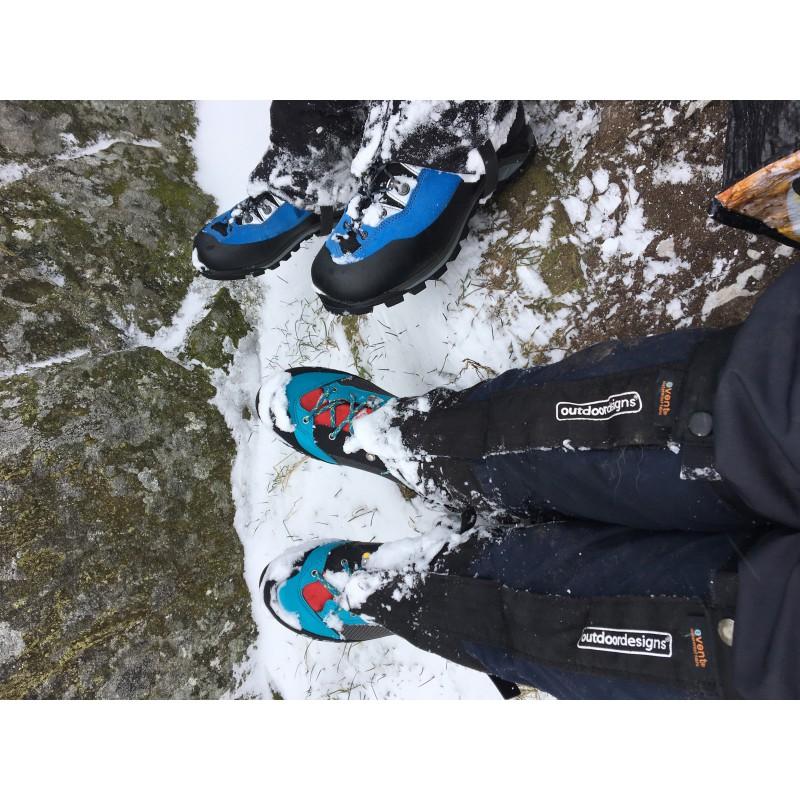 Image 1 de Henrietta à Salewa - Women's Raven 2 GTX - Chaussures d'alpinisme