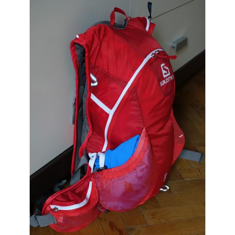 Image 1 de Oliver à Salomon - Agile2 12 Set - Sac à dos de trail running