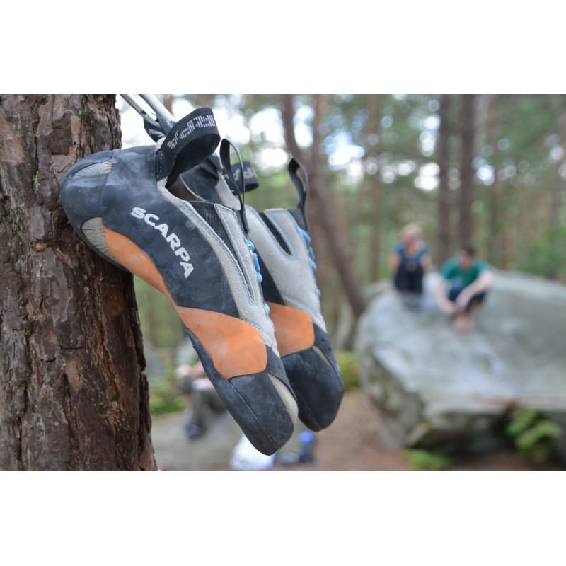 Image 1 de Christin à Scarpa - Stix - Chaussons d'escalade