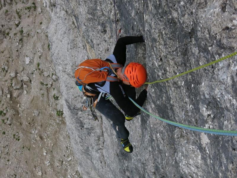 Image 1 de Aaron à Scarpa - Vapor V - Chaussons d'escalade