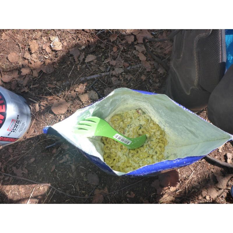 Image 1 de Markus à Trek'n Eat - Hühnchen in Sahnenudeln + Spinat