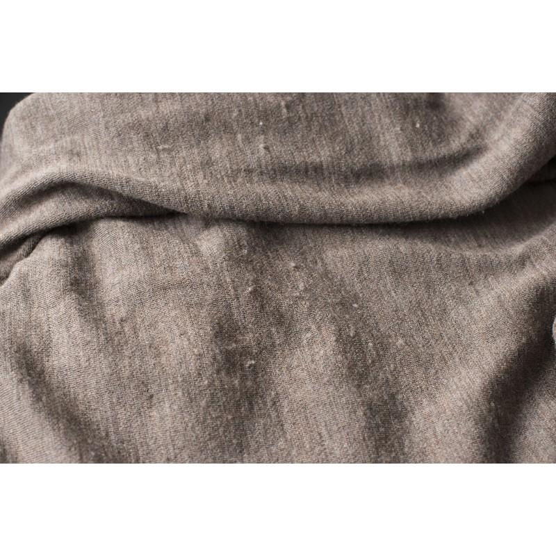 Image 1 de Axel à We Norwegians - Basetwo V-Neck Sweater - Pull-over en laine