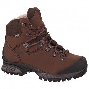 Chaussures de randonnée en cuir
