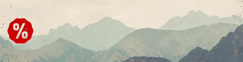 Amundsen - Skauen Slim Fit Gaiter - Guêtres taille S, noir/rouge