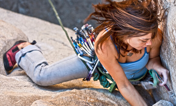 Climbing Gear and Apparel >>