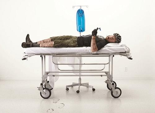 La déshydratation peut conduire à un choc hypovolémique.